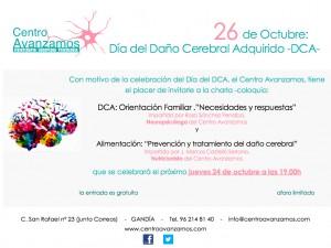 Día Del Daño Cerebral Adquirido Centro Avanzamos Gandia